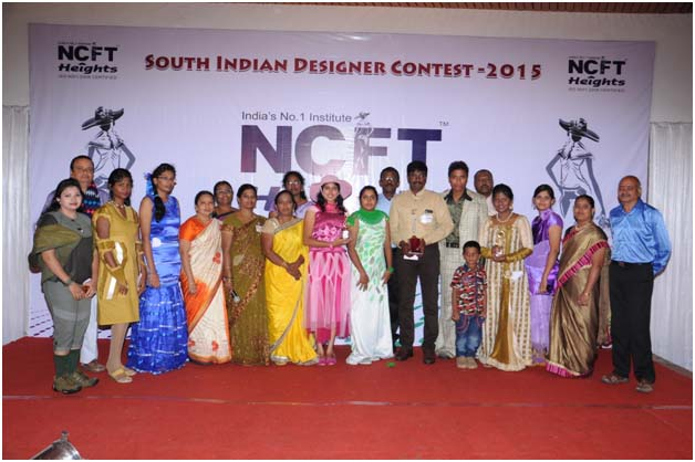 Ncft Heights South Indian Fashion Designer Context 15